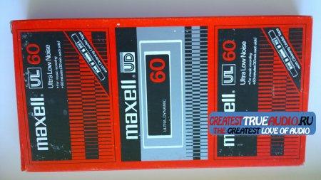 MAXELL SET 3X UL,UD 60 1979