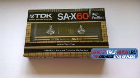 TDK SA-X 60 1982