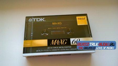 TDK MA-XG 60 1990