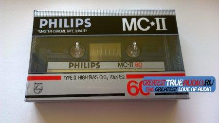 PHILIPS  MC II 60 1984