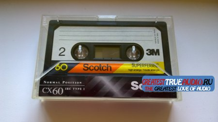 Scotch SuperFerric 1981